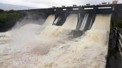Water recedes in Pimpri
