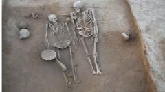 Couple's skeleton found in Harappan cemetery for first time
