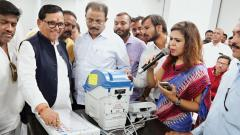 More than 7,000 EVMs with VVPAT will be used for Pune