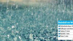 Extremely heavy rain over Pune region today: IMD