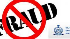 Fake MES hiring racket busted