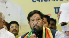 Girish Bapat's top priorities for the city are water and transport