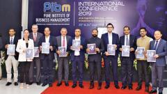 Global meet on AI organised by PIBM