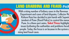 Lacunae in system leading to land frauds