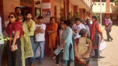 LokSabha 2019: Mixed response from voters in Vadgaon Sheri