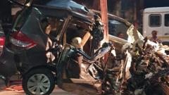 Nine friends killed in accident near Pune