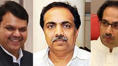 'People are unhappy with Devendra Fadnavis govt'