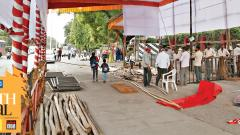 City ready to welcome Palkhi processions