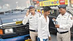Now, traffic rule offenders can deposit fine amount in banks