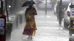 Rainfall likely in city