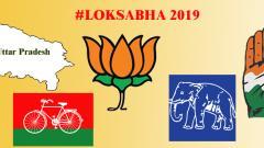BJP ahead in 57 seats in UP; Modi leading in Varanasi, Rahul trails in Amethi