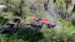 3 killed as helicopter crashes in rain-hit Uttarkashi
