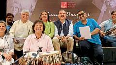 Celebrated artists come together for Kaifi Azmi