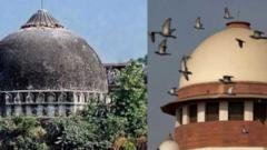 Babri Masjid demolition case: Trial Judge seeks police protection in SC