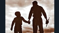70 pc dads help kids excel: Survey