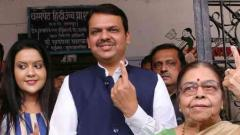 Maharashtra: 55.78 pc polling in 7 Lok Sabha constituencies