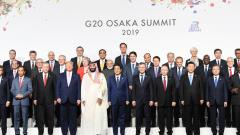 G-20 leaders wary of trade war sapping global growth