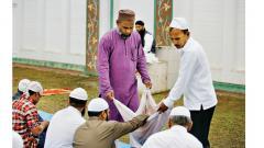 Muslims step forward to help flood-affected on Eid
