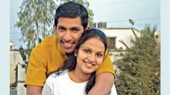 Major Nair and his wife's eternal love story