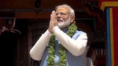 Modi thanks EC for giving permission for Kedarnath-Badrinath visit