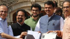 Will the gift of a grand Thackeray memorial bring Sena back to BJP?