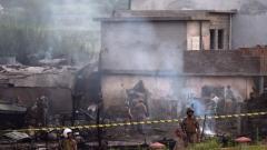 Pak Army plane crashes in Rawalpindi, kills 17 people, including two pilots