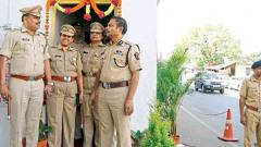 Traffic control room inaugurated in PCMC