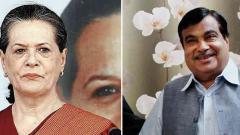 Sonia Gandhi appreciates Gadkari's performance