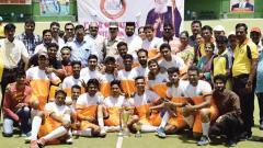 Prabhakar Aspat Academy clinch title
