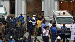 129 killed, over 400 injured as six blasts hit three churches, three five-star hotels in Sri Lanka