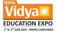 Sakal Vidya Education Expo on June 1 & 2