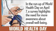 Need to increase awareness about heart-healthy lifestyle for all