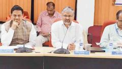 Various issues discussed at DRUCC
