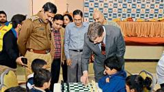 'India has big chance of dominating world chess'