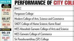 575 Pune students score above 90 pc