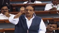 Lok Sabha MPs demand exemplary action against Azam Khan