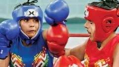 Mitika Gunele ensures at least bronze medal for Maharashtra