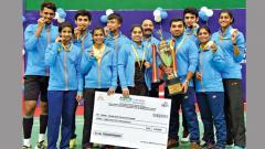 Lakshya, Ramchandran-Pardeshi guide AAI to title at Inter States