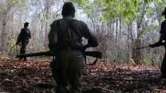 5 Maoists killed, two jawans injured in gunfight in Chhattisgarh