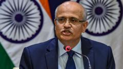 India, China should be sensitive to each other's concerns, Gokhale tells Chinese foreign minister