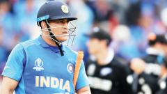 ICC Cricket World Cup 2019: For once, MS Dhoni doesn't finish off in in inimitable way