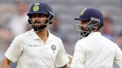 Kohli, Rahane propel India to 172/3 after poor start