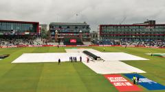 ICC Cricket World Cup 2019: Rain halts India's march