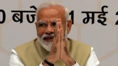 BJP set to return to power as Modi wave sweeps most of India