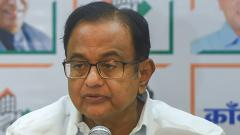 Why does Imran want Modi to continue as India's PM, asks Chidambaram