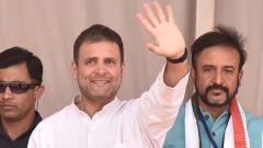 LokSabha 2019: Cong manifesto released, Rahul calls it voice of people