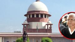 Fodder scam: SC dismisses bail plea of Lalu Prasad Yadav