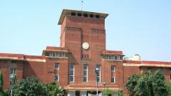 DU announces first cut-off list, Hindu College pegs highest score of 99 per cent