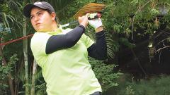 Drall in lead despite bogey run at the end of 10th leg