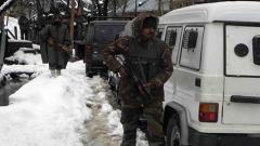 Three gunfights on in Valley, 1 militant killed